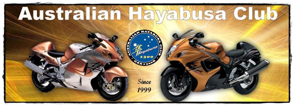 Australian Hayabusa Club Forum