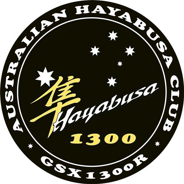 Hayabusa logo black