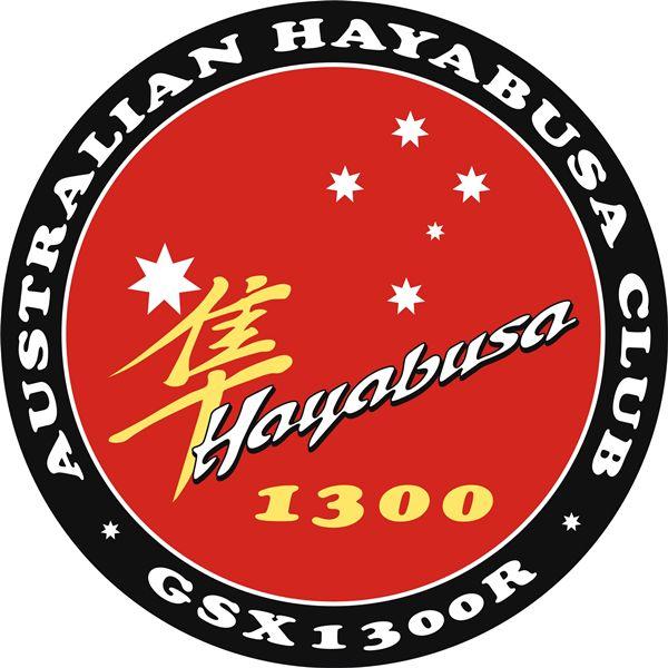Hayabusa logo red