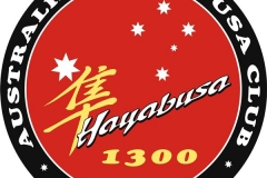 Hayabusa logo red